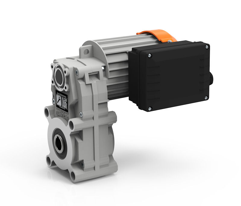 KFT105 Transtecno compact geared motor