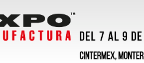 Expomanufactura 2017 in Monterrey