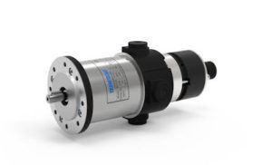 permanente gelijkstroommotor met neodymium magneten remmen en encoder