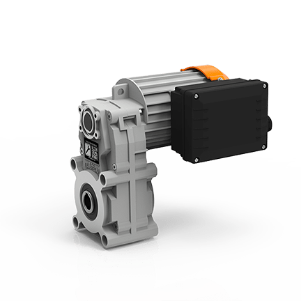 Helical parallel gearmotors KFT105