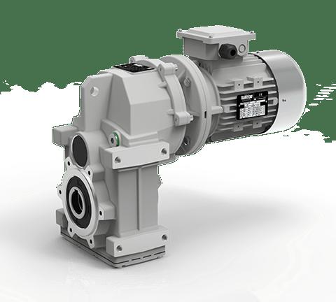 Helical parallel gearmotors ATS