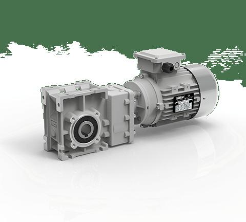 Helical bevel gearmotors CMB