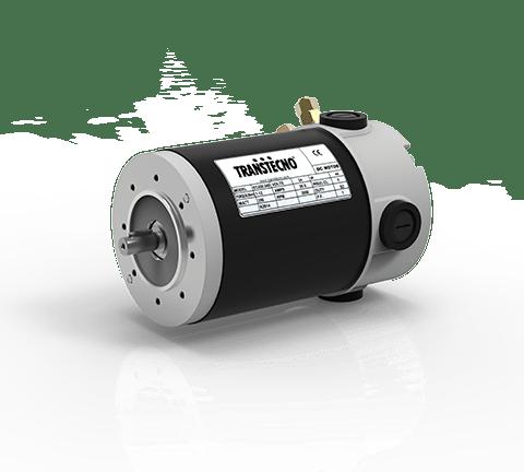Permanent magnets DC electric motors EC