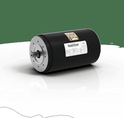 Motores électricos de CC con imanes permanentes y IP66