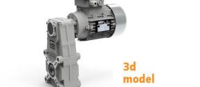 3D riduttori pendolari