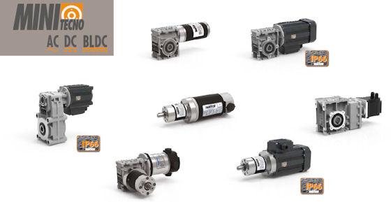 MINITECNO Gearmotors