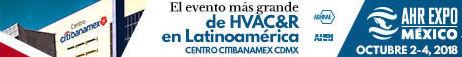 Cita AHR Expo en Mexico