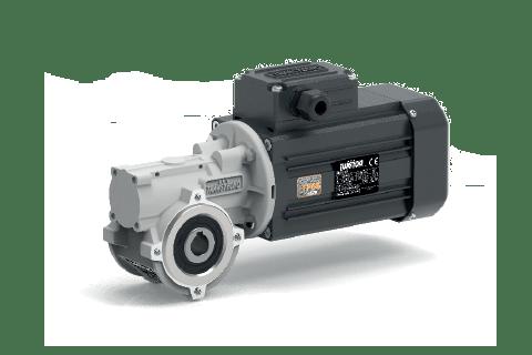 Petit motoréducteur Minitecno jusqu'à 90 Nm