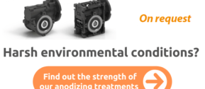 Harsh environmental conditions gearboxes