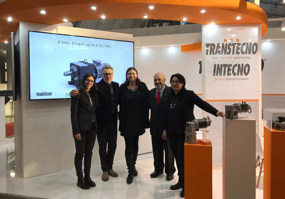 Transtecno at Logimat